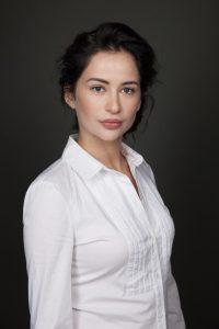 Актриса Ирина Гоголадзе