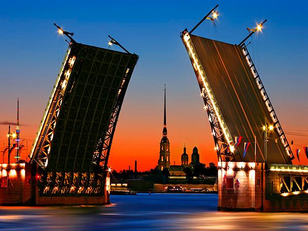 Гастроли в Санкт-Петербурге!